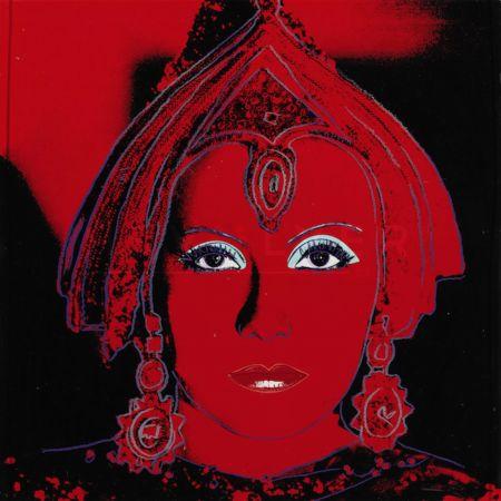 Сериграфия Warhol - The Star (FS II.258)