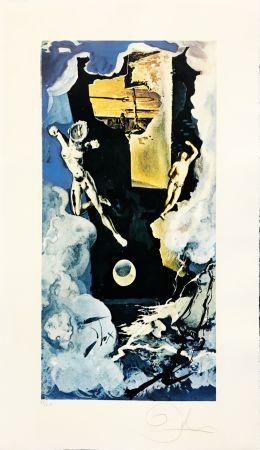 Литография Dali - THE TOWER