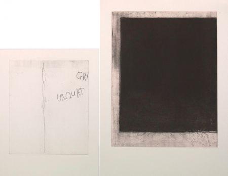 Многоэкземплярное Произведение Treleaven - The Unquiet Grave 2012