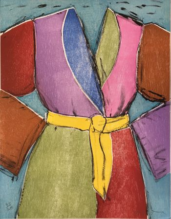 Гравюра На Дереве Dine - The Yellow Belt