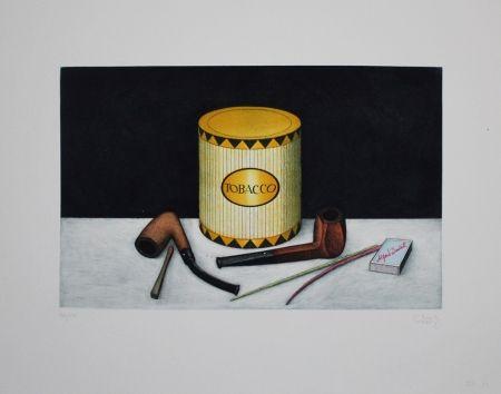 Офорт И Аквитанта Moritz - Tobacco