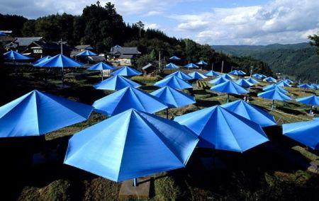 Фотографии Christo - Toronto Edition, The Umbrellas, Japan