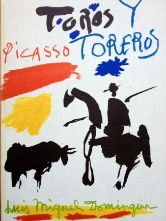 Иллюстрированная Книга Picasso - TOROS Y TOREROS 1961