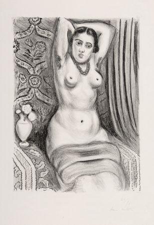 Литография Matisse - Torse à l'Aiguière