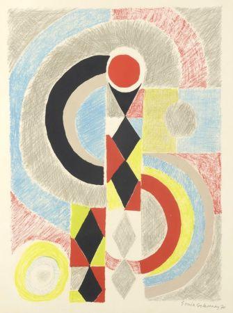 Литография Delaunay - Totem