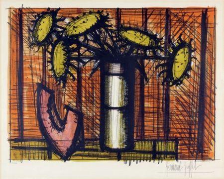 Литография Buffet - Tournesol et melon