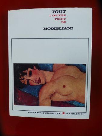 Нет Никаких Технических Modigliani - Tout l'oeuvre peint de Modigliani