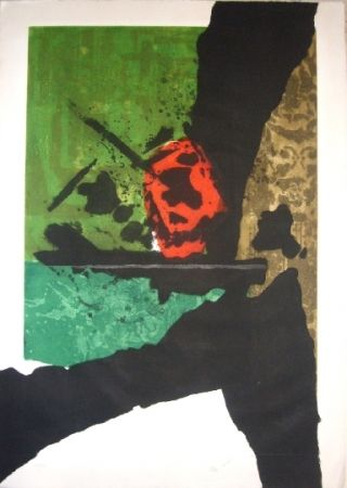Карборунд Clavé - Trèfles noirs