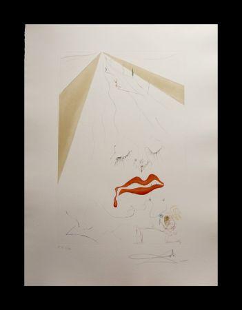 Гравюра Dali - Transfiguration