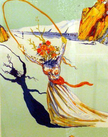 Литография Dali - Trascendent Passage