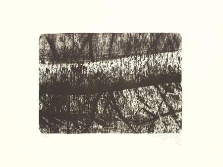 Литография Fontela - Tree