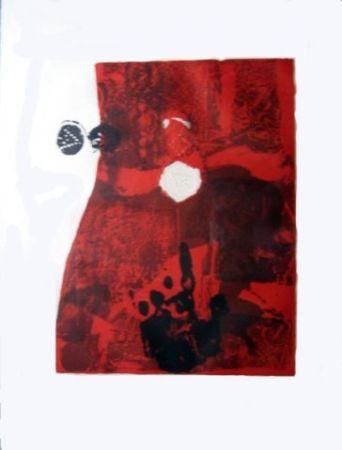 Литография Clavé - Trobadors I