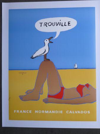 Афиша Savignac - Trouville