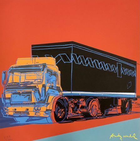 Гашение Warhol - Truck