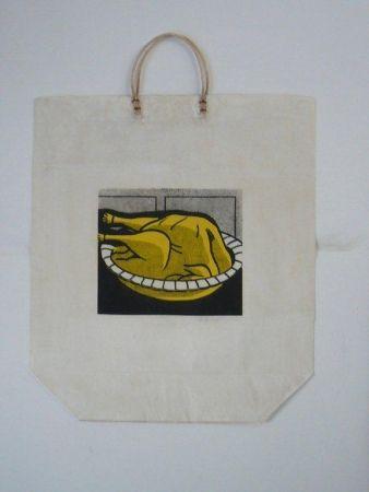 Сериграфия Lichtenstein - Turkey Shopping Bag