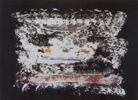 Литография Frankenthaler - Un poco más
