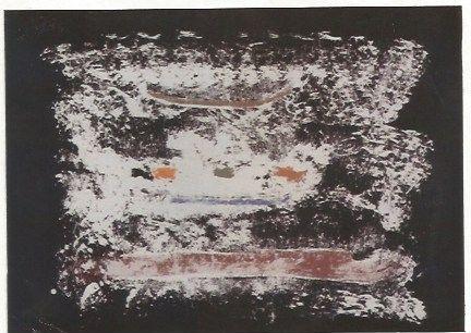 Литография Frankenthaler - Un poco mas