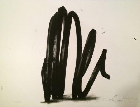 Сериграфия Venet - Undetermined Line