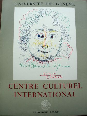 Многоэкземплярное Произведение Picasso - Université De Genève