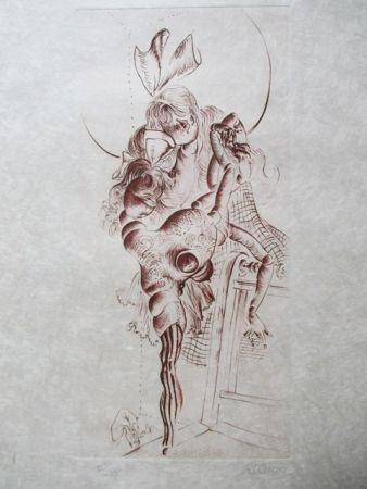 Офорт Bellmer - Untitle