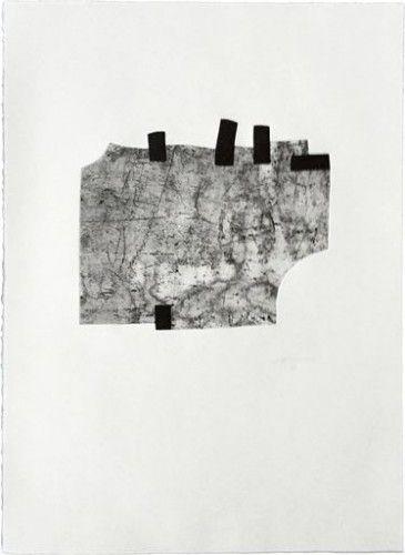 Гравюра Chillida - Untitled
