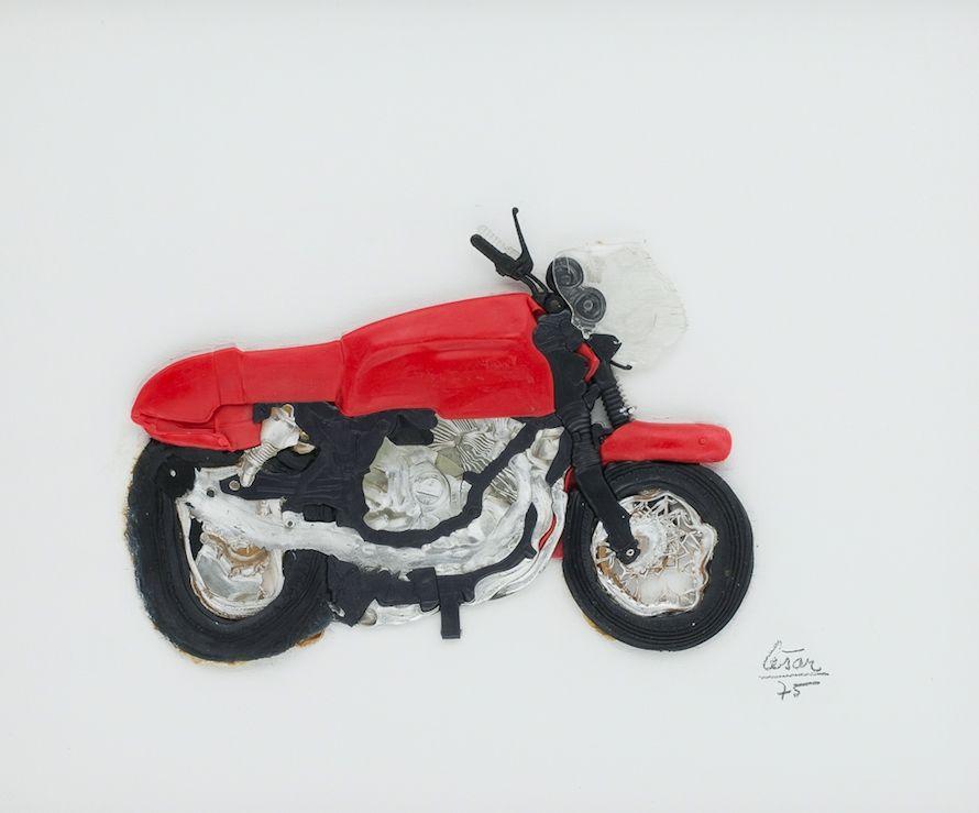 Многоэкземплярное Произведение Cesar - Untitled