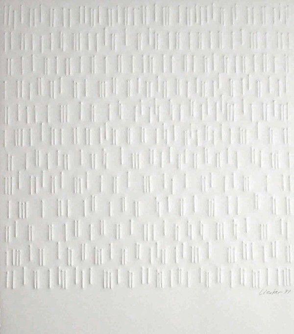 Многоэкземплярное Произведение Uecker - Untitled