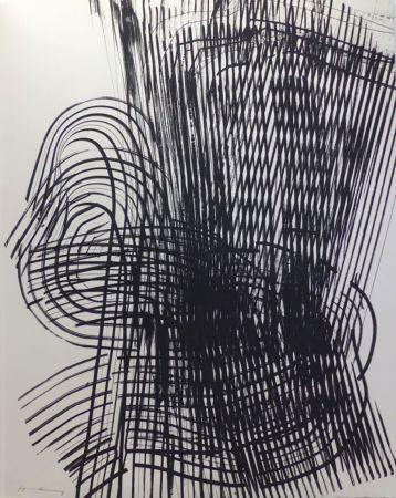 Гравюра Hartung - Untitled