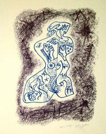 Литография Masson - Untitled