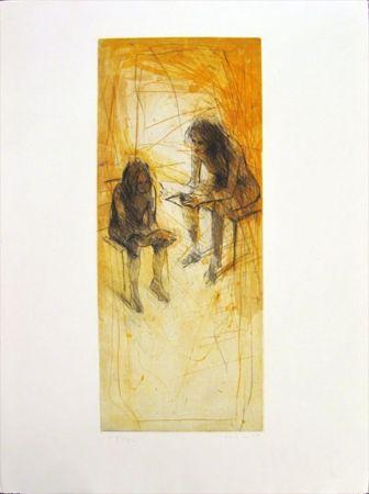 Гравюра Hohler - Untitled