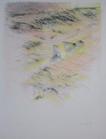 Литография Sinwel - Untitled