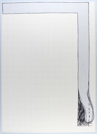 Литография Bechtold - Untitled