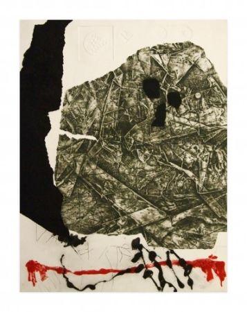 Карборунд Clavé - Untitled