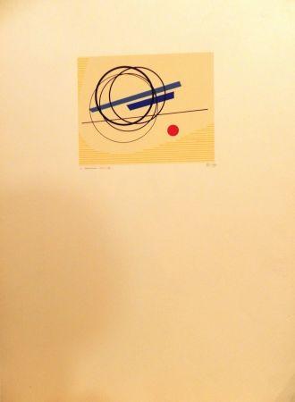 Литография Veronesi - UNTITLED
