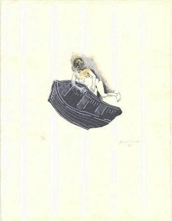 Литография González - Untitled