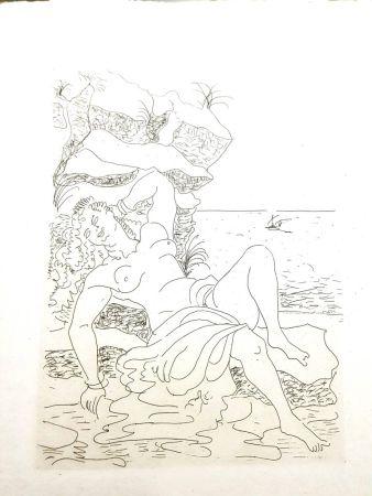 Литография Beaudin - Untitled