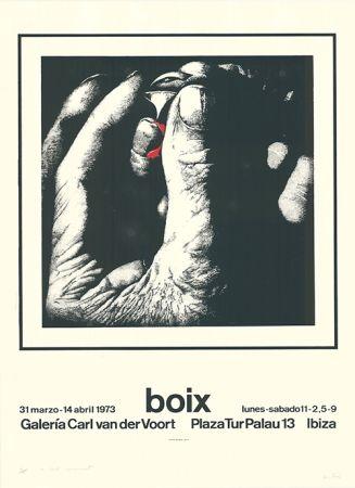 Сериграфия Boix Alvarez - Untitled