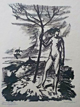 Литография Blocherer - Untitled