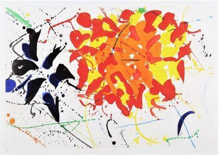 Гравюра Francis - Untitled