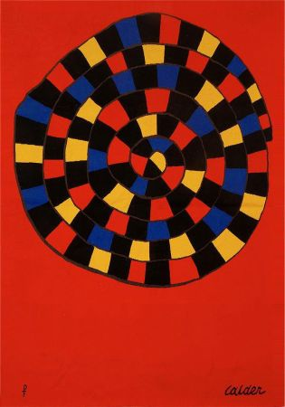 Нет Никаких Технических Calder - Untitled