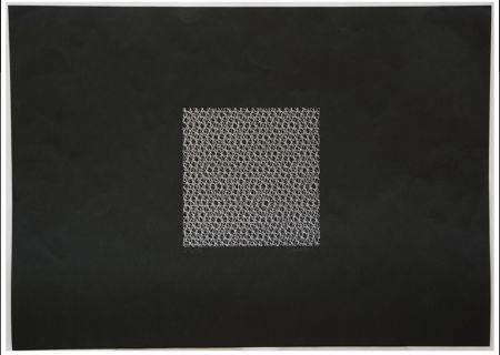 Сериграфия Morellet - Untitled