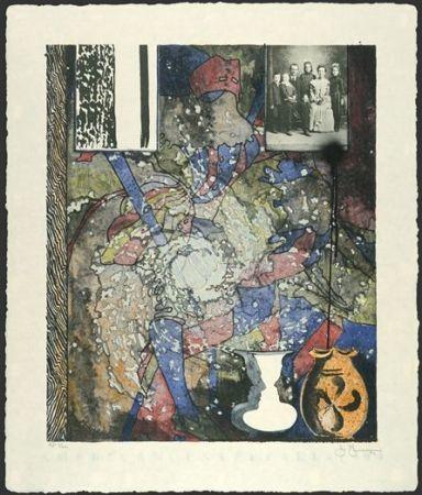 Литография Johns - Untitled (1994)
