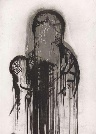 Гравюра Plensa - Untitled #2