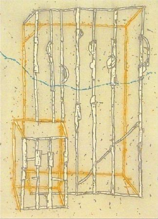 Гравюра Kauffman - Untitled, #2