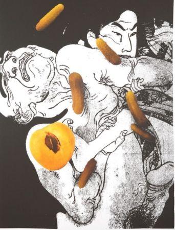 Многоэкземплярное Произведение Richter - Untitled A