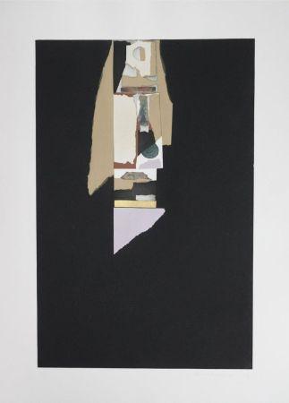 Акватинта Nevelson - Untitled from 'Aquatints' portfolio