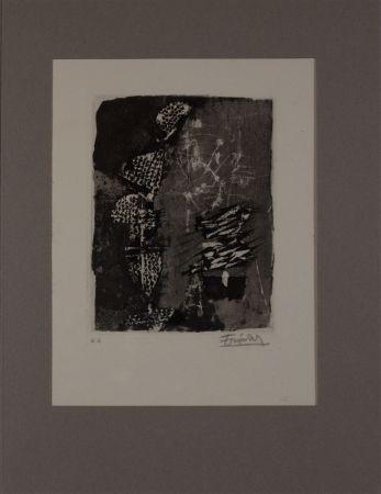 Офорт Friedlaender - Untitled from 'Avanguardia internazionale', vol. 4