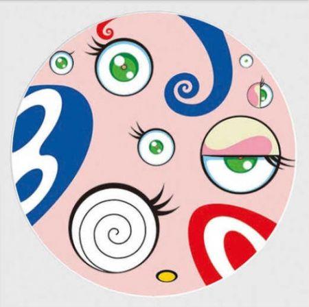 Литография Murakami - Untitled I from We Are the Jocular Clan,