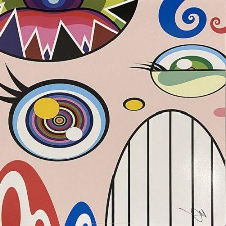 Литография Murakami - Untitled I from We Are the Square Jocular Clan