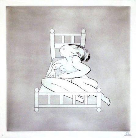 Гравюра Bourgeois - Untitled II